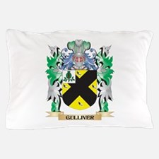 Gulliver Coat of Arms (Family Crest) Pillow Case