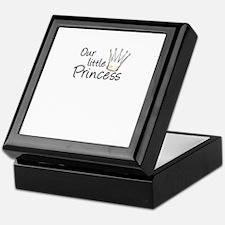 Our Little Princess Keepsake Box