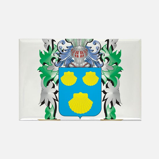 Gustafsen Coat of Arms (Family Crest) Magnets