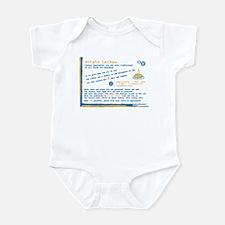 Potato Latkes Infant Bodysuit
