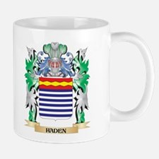 Haden Coat of Arms (Family Crest) Mugs