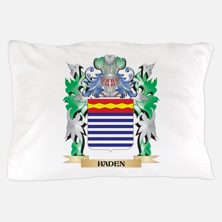 Haden Coat of Arms (Family Crest) Pillow Case