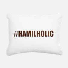 Hamilholic Rectangular Canvas Pillow