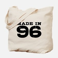 Made In 96 Tote Bag