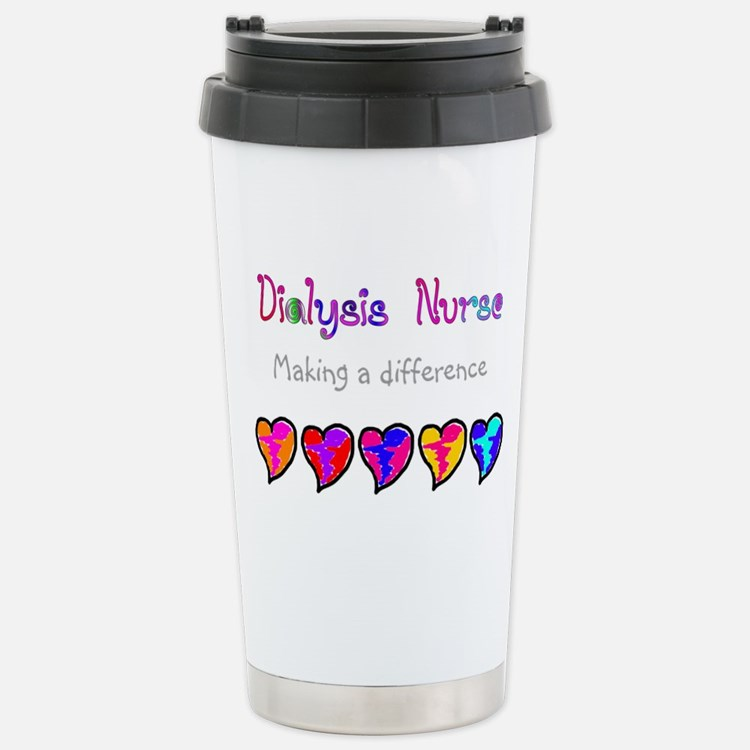 Cute Hemo tech Travel Mug