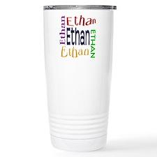 Cute Ethan Thermos Mug