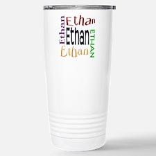 Funny Ethan Thermos Mug