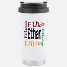 Unique Ethan Travel Mug