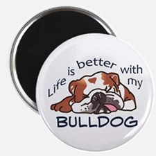 Better With Bulldog Magnets