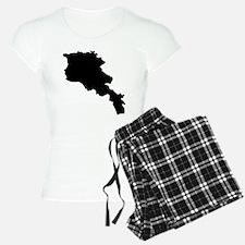 Armenia Silhouette Pajamas