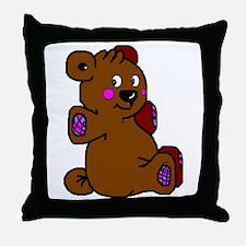 'Teddy Bear' Throw Pillow