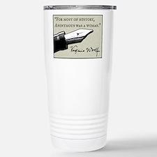 Literature Travel Mug