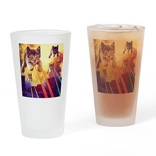 Cute Perfect throw Drinking Glass
