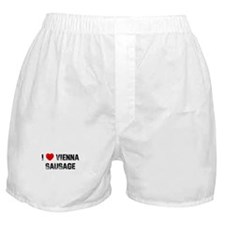 I * Vienna Sausage Boxer Shorts