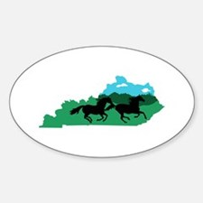 Kentucky State Decal