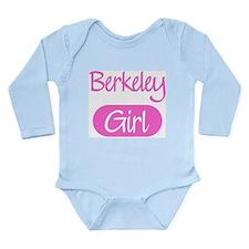 Cute Berkeley Long Sleeve Infant Bodysuit