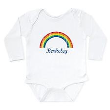Unique Berkeley Long Sleeve Infant Bodysuit