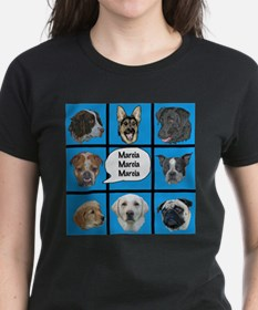 Silly dogs spoof Tee