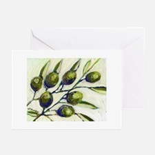 Olive Branch Holiday Greeting Cards (Pk of 20)