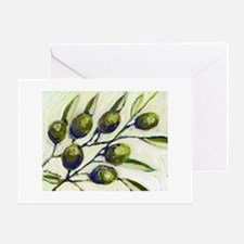 Olive Branch Holiday Greeting Card