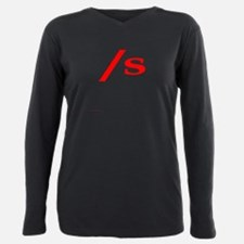 Lifestyles Plus Size Long Sleeve Tee
