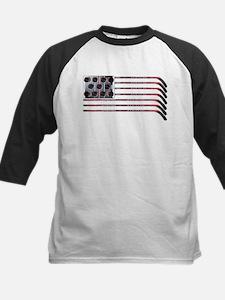 US Hockey Flag Tee