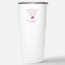 Cute Gossip Travel Mug