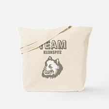 German Spitz Klein Tote Bag