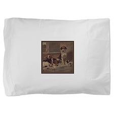 Cute English foxhound Pillow Sham