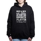 Sports mom Hooded Sweatshirt