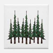 FOREST Tile Coaster