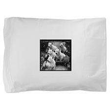 Cute Westie lover Pillow Sham
