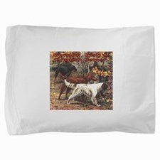 Cute Irish setter Pillow Sham