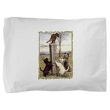 terriers-1 sq corrected crosshatch edge.jpg Pillow