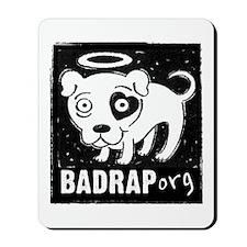 Bad Rap Logo Mousepad
