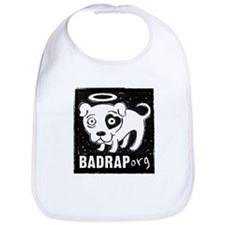 Bad Rap Logo Bib