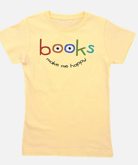 Unique Education Girl's Tee