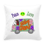 Groovy Van Everyday Pillow