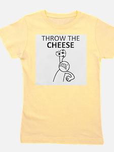 Unique Throw Girl's Tee