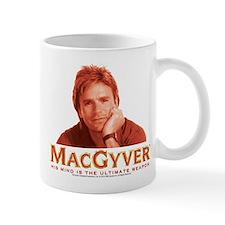 MacGyver: Reddish Small Mug