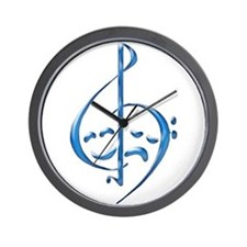 Musical Theatre Wall Clock