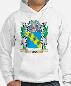 Hamm Coat of Arms (Family Crest) Hoodie