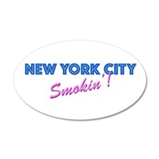 new york city Wall Decal