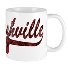 Nashville Guitar-07 Mugs