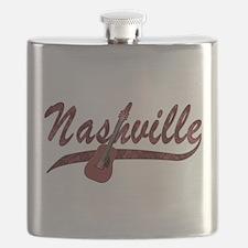 Nashville Guitar-07 Flask