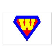 Wonder Woman Postcards (Package of 8)