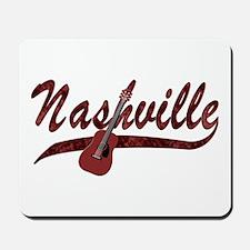 Nashville Guitar-07 Mousepad
