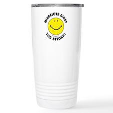 Cute Nice Thermos Mug