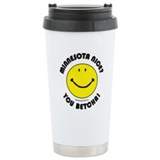 Unique Minnesota nice Travel Mug