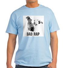 Wanted Ash Grey T-Shirt